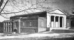 Temple Beth El on Prospect Street