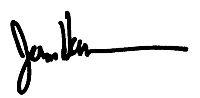 RJH signature