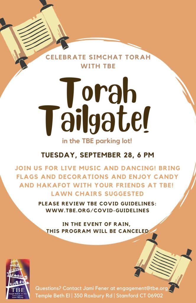 Torah Tailgate